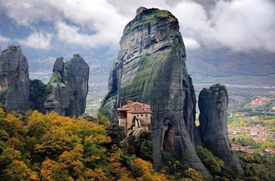 Full Day Tour to Meteora from...