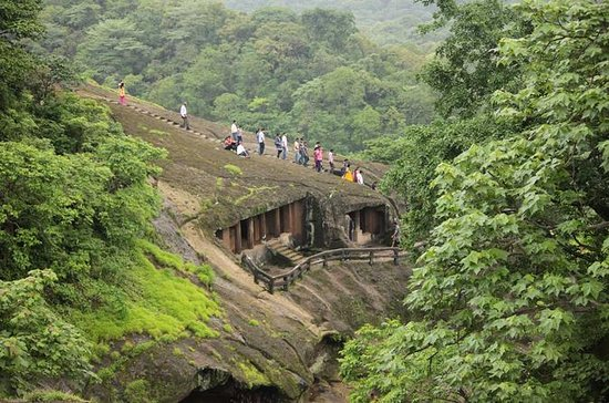 Kanheri cave tour