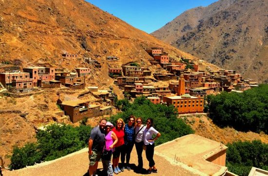 Day Trip to Imlil 3 Valleys from...