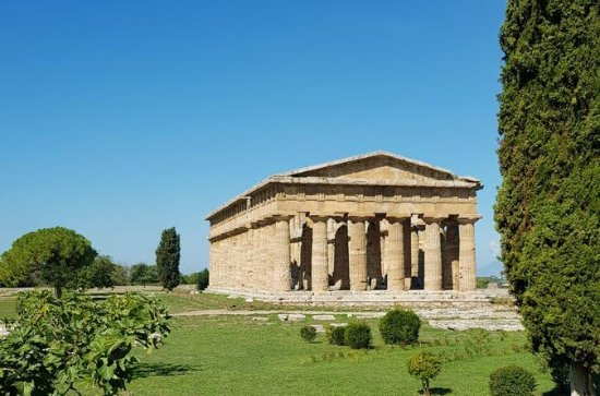 Paestum and Pompeii- Full day tour