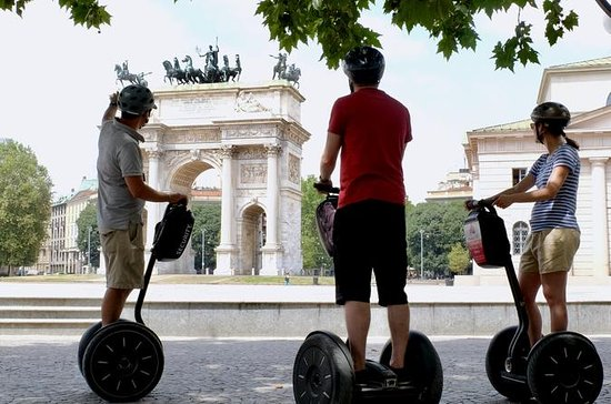 3-Hour-and-a-half Milan Segway Tour- afternoon