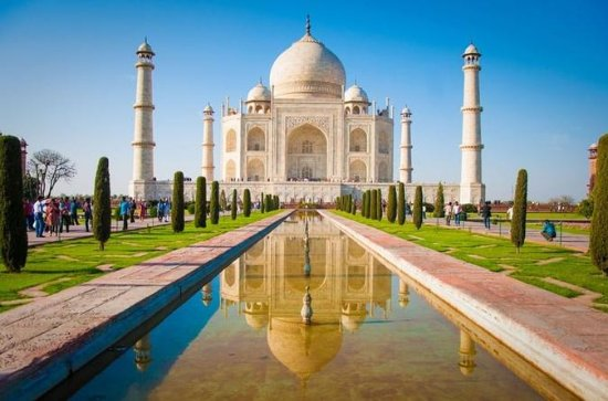 De lujo privado de cuatro días Taj...