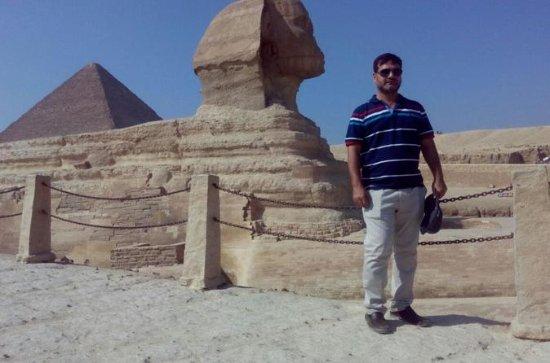 all inclusive Giza pyramids camel...