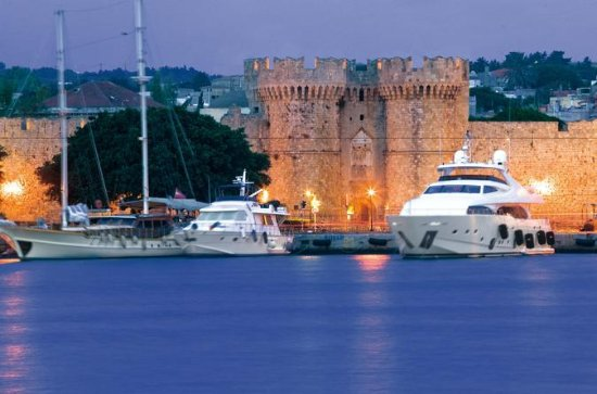 Athens and Rhodes 8 Days