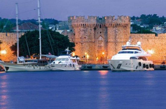 Athènes et Rhodes 8 jours