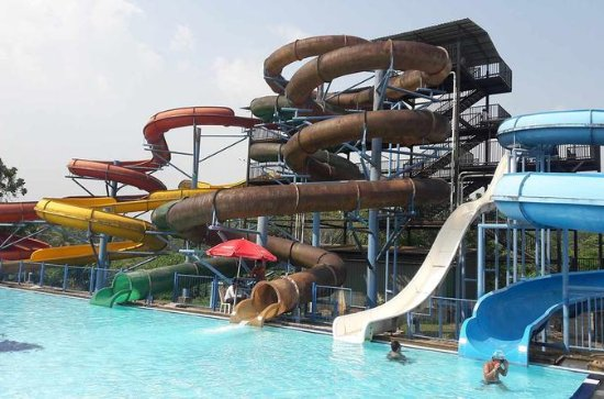 Water Amusement and Water Rides Day Tour
