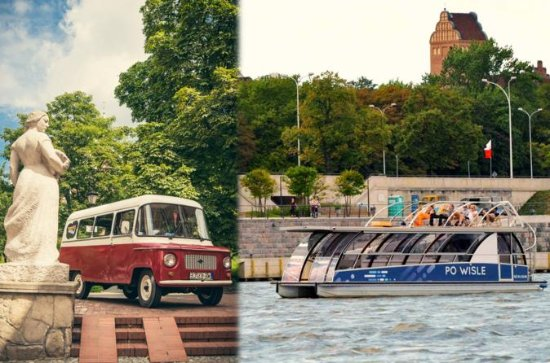Best of Warsaw in Retro Nysa Van and...