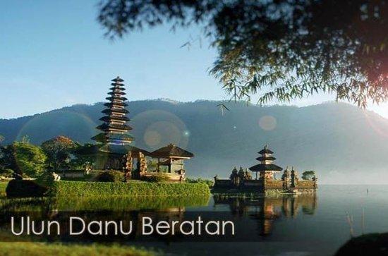 Tour al atardecer en Bali Bedugul y...