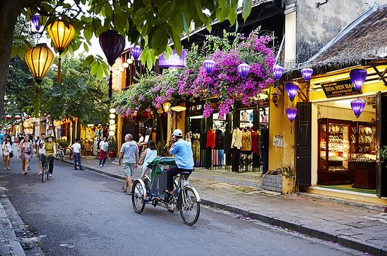Hoi An Old Town y comida local