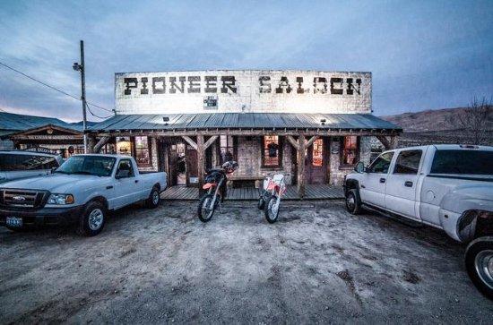 Pioneer Saloon Ghost Hunt from Las Vegas