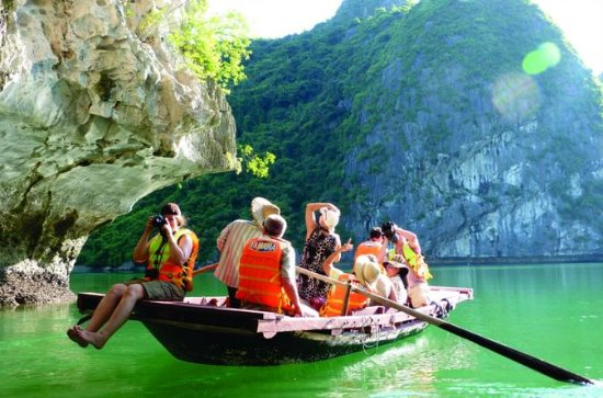 Halong Tours 2 Days 1 Night on cruise