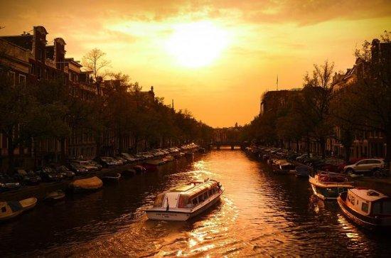 Amsterdam Live Music Cruise