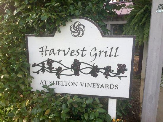 Dobson, NC: Entrance sign