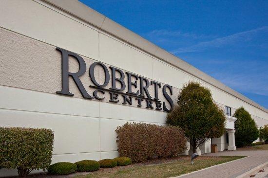 Wilmington, OH: Roberts Centre Exterior