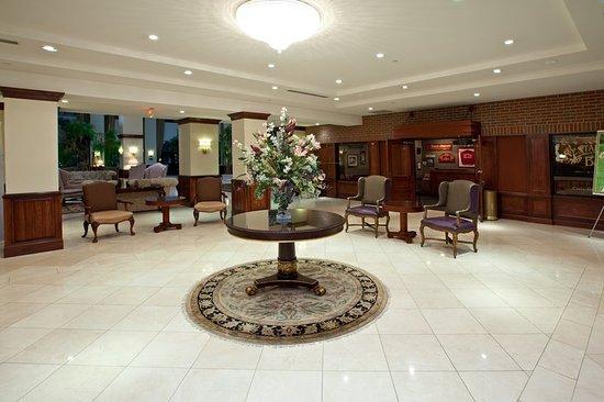 Wilmington, OH: Hotel Lobby