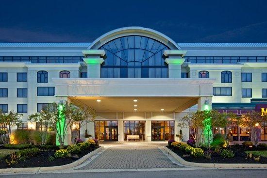 Γουίλμινγκτον, Οχάιο: Hotel Exterior Entrance