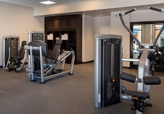 SpringHill Suites Orlando Lake Buena Vista in Marriott Village: Fitness Center - Ellipticals