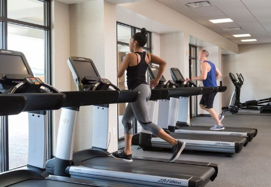 SpringHill Suites Orlando Lake Buena Vista in Marriott Village: Fitness Center - Cardio