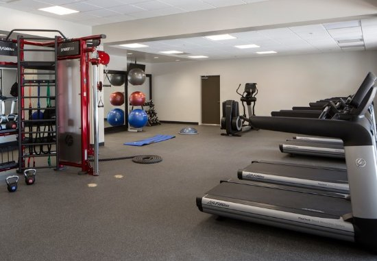 SpringHill Suites Orlando Lake Buena Vista in Marriott Village: Fitness Center Facility