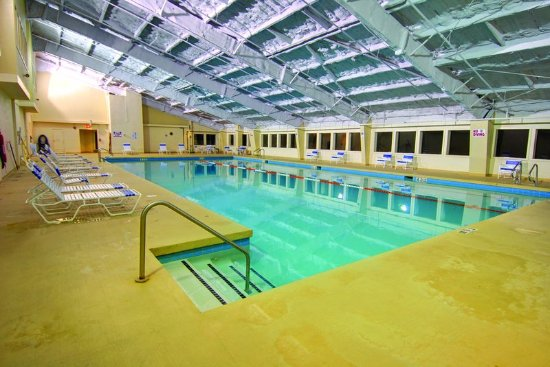 Brownsville, VT: Indoor swimming pool for year round swimming