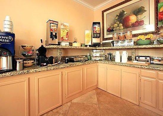 Americas Best Value Inn & Suites - Stafford / Houston: Restaurant