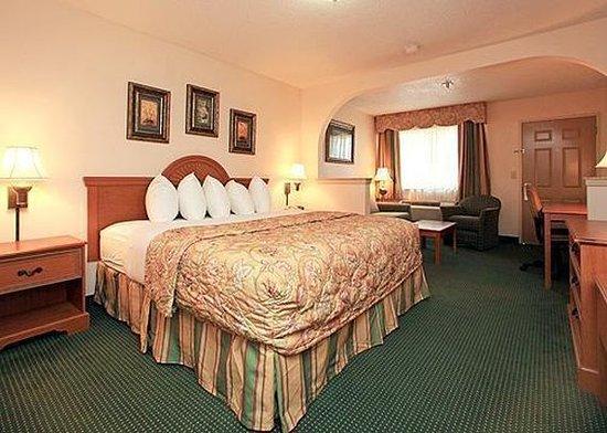 Americas Best Value Inn & Suites - Stafford / Houston: King Room