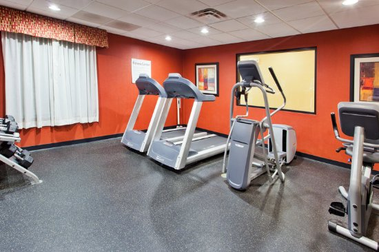 Holiday Inn Express & Suites Rome-East: Fitness Center