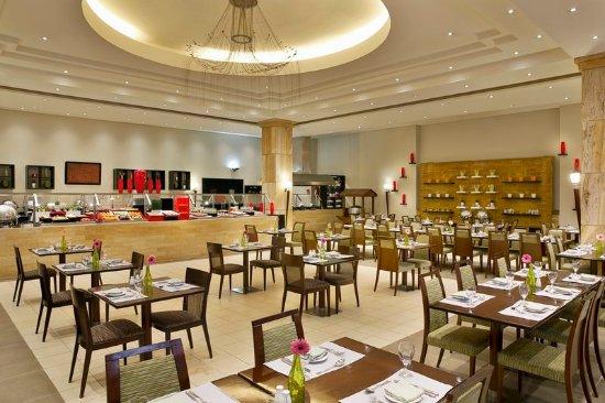 Holiday Inn Resort Dead Sea: Restaurant