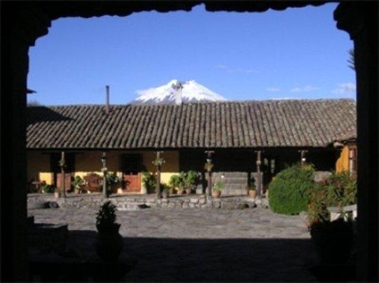 Hacienda San Agustin De Callo: Exterior