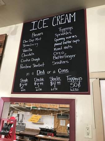 Orondo Cider Works: Ice Cream