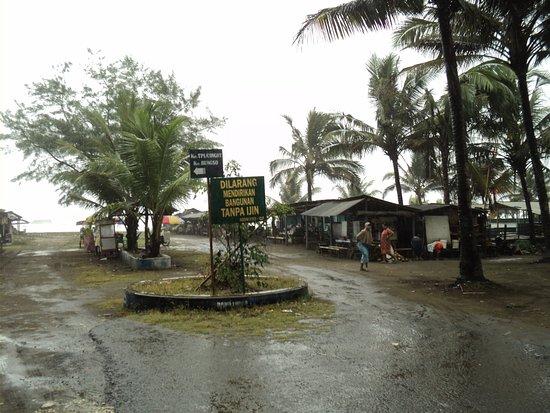 Cemara Sewu Beach