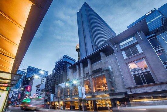 Hilton Sydney : Hotel Facade