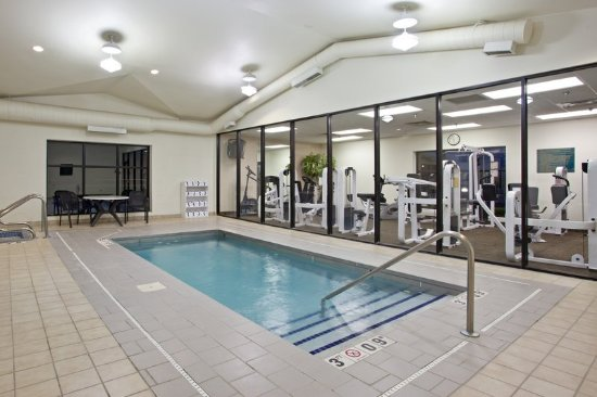 Wadsworth, OH: Holiday Inn Express Exercise Pool