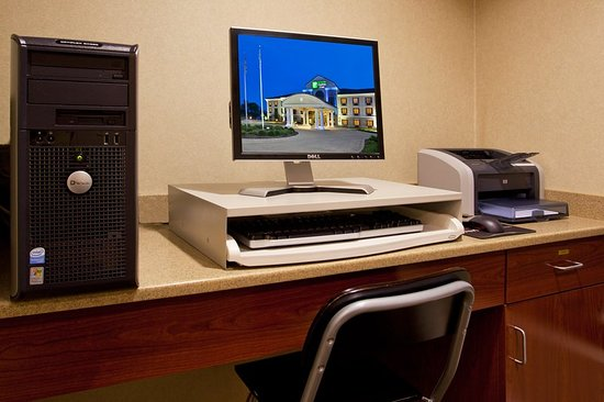 Holiday Inn Express Wadsworth Business Center
