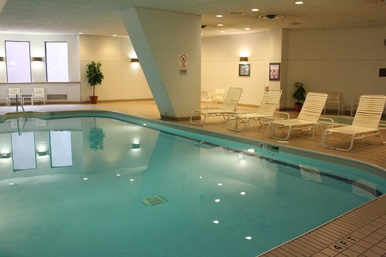 President Abraham Lincoln Springfield A Doubletree By Hilton Hotel Indoor Heated Pool