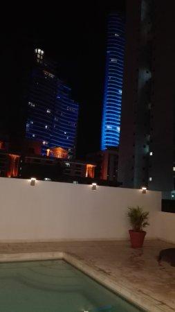 Wyndham Garden Panama Centro Hotel: IMG_20170924_191239_large.jpg
