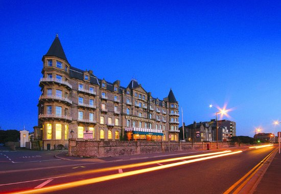 Shearings Grand Atlantic Hotel Weston Super Mare