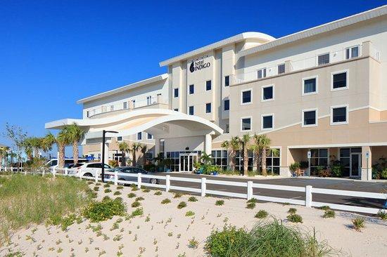 Hotel Exterior Picture Of Hotel Indigo Orange Beach Gulf Shores Orange Beach Tripadvisor