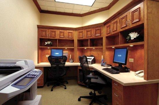 Hilton Garden Inn Las Vegas/Henderson: Business Center