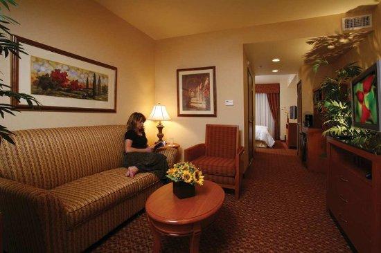 Hilton Garden Inn Las Vegas/Henderson: King Junior Suite