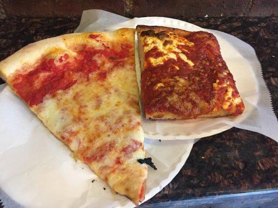 Photo of Italian Restaurant Prince St Pizza at 27 Prince St, New York City, NY 10012, United States