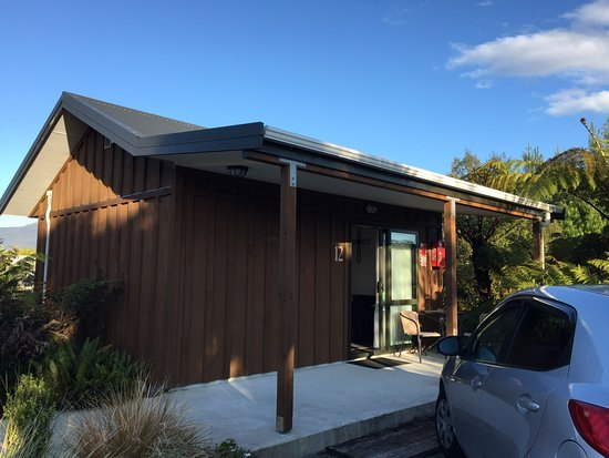 Buller Bridge Motel : Gold studio