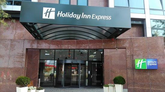 Holiday Inn Express Amsterdam-Sloterdijk Station: P_20170924_124936_large.jpg