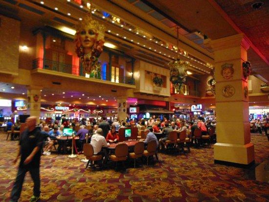 The Orleans Hotel & Casino: casino