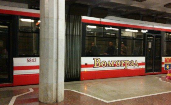 Volgograd Speed Tram: Новый трамвай