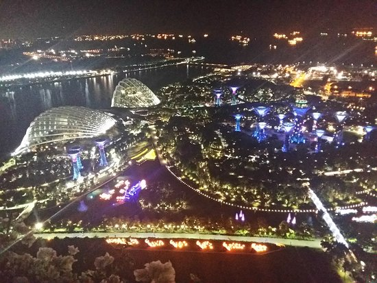 Bay Suite in Marina Bay Sands - Singapore Hotel