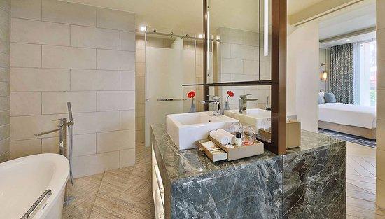 One Bedroom Suite Bathroom Amari Galle Sri Lanka Picture Of