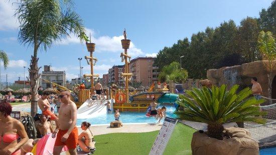 Evenia Olympic Park: Vacaciones en olympic Park Agosto '17