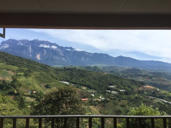 Celyn Resort Kinabalu: What you see when you wake up