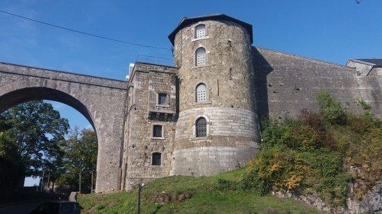 Anhee, Belgium: Citadelle de Namur